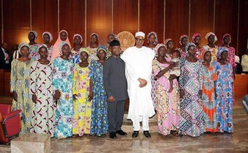 president-muhammadu-buhari-osinbajo-chibok-girls