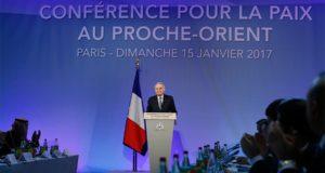 World leaders meet in Paris over Israel, Palestine impasse