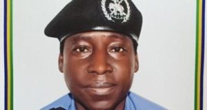 Commissioner of Police FCT, Musa Kimo