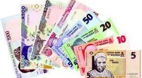Fake naira