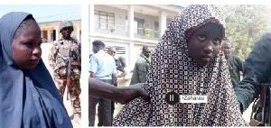Female suicide bombers confess