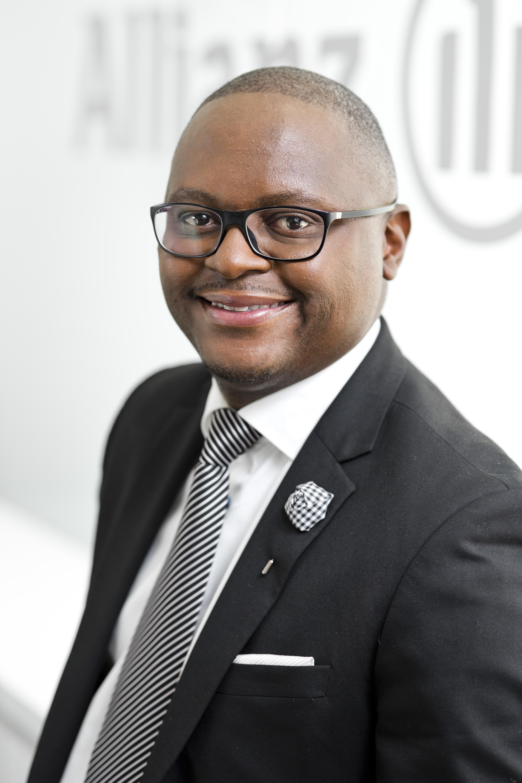 Incoming AGCS Africa CEO Thusang Mahlangu