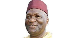 President-General of Ohanaeze Ndi Igbo, Chief Nnia Nwodo