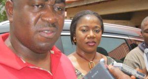 ex-Benue governor, Suswam