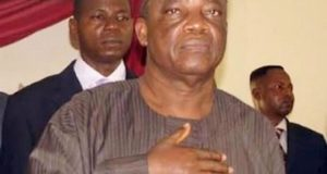 Alhaji Ali Olanusi, former Deputy Governor of Ondo State.