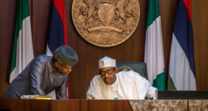 Buhari and Osinbajo -