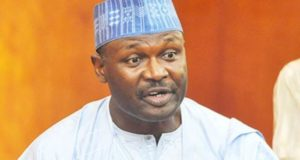 Chairman of the Independent National Electoral Commission (INEC), Professor Mahmood Yakubu,