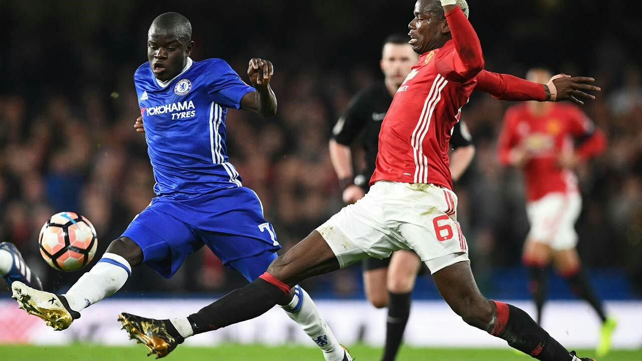 Chelsea Dump Man Utd Out Of FA Cup