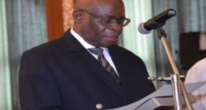 Chief Justice of Nigeria, Justice Walter Samuel Nkanu Onnoghen