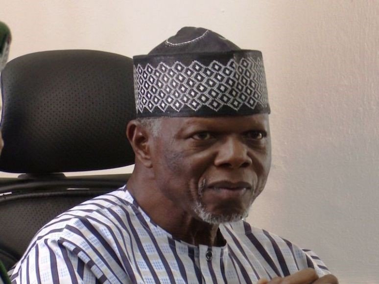 Comptroller-General of the Nigeria Customs Service, Col. Hameed Ibrahim Ali