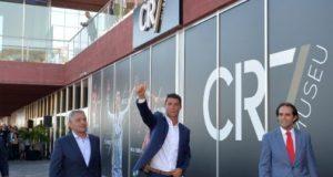 Cristiano Ronaldo airport opens March 29