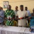 Gov. Ifeanyi Ugwuanyi of Enugu State at PDP meeting