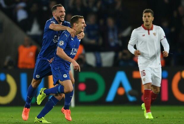 Leicester vs Seville
