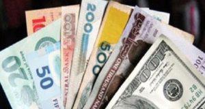 Naira exchange rate