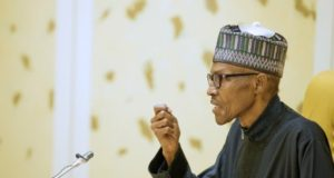 President Muhammadu Buhari---