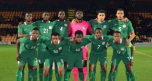 Super - Eagles Team