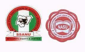 Image result for SSANU, NASU to begin Nationwide strike  Monday