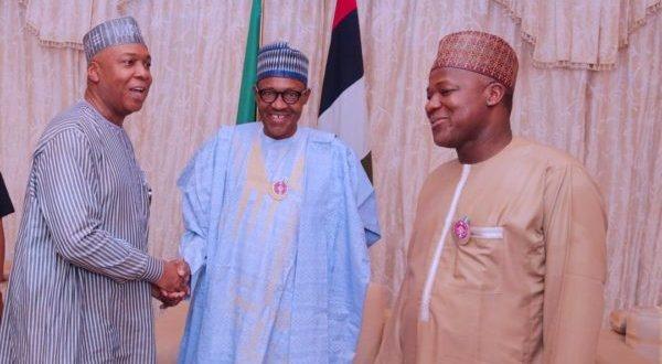 Senate urges Buhari to sign Peace Corps Bill or risk NASS veto