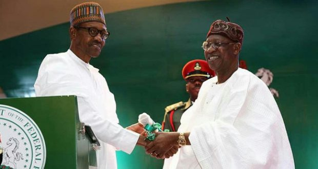 Image result for lai mohammed and atiku