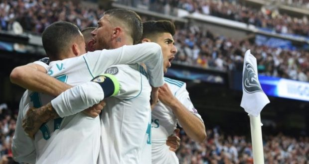 Image result for Real Madrid Scrape Through To Third Champions League Final