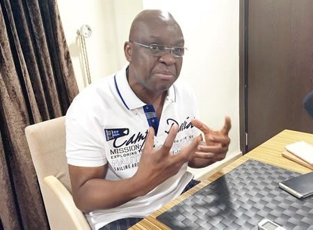Image result for FG lacks power to suspend anti-grazing law - Fayose