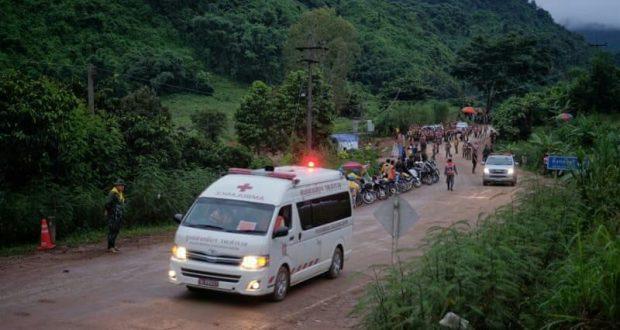thai cave rescue operation - photo #23