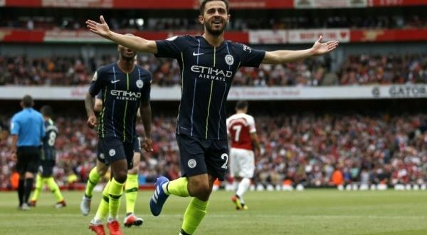 3e8ca6110f7 Man City ruffle Arsenal in league opener - TheCitizen - It s all about you