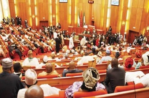 Image result for 2019 polls: Senate slashes power, health, education, presidency funds