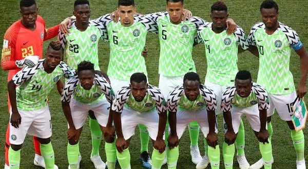 Nigeria Moves Up Four Places In FIFA Ranking TheCitizen