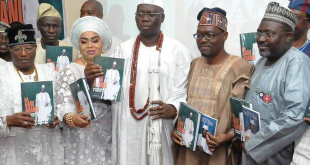 Image result for Gani Adams Renew Call For Restructuring At First Anniversary