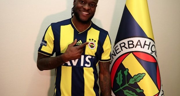 Victor Moses Completes Fenerbahce Loan Deal