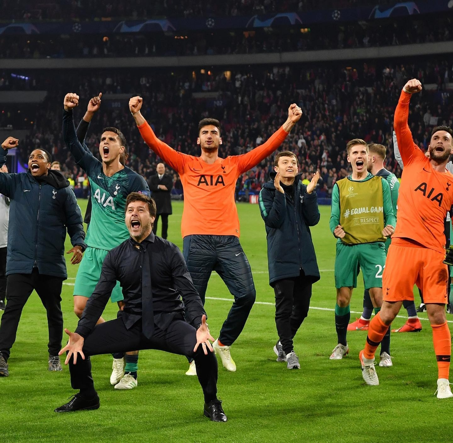 Lucas Moura Spurs Goals: Last-gasp Goal Sends Tottenham To Champions League Final