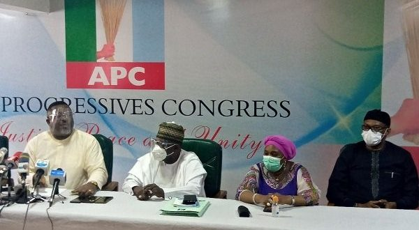 BREAKING: APC dissolves National Working Committee - TheCitizen ...
