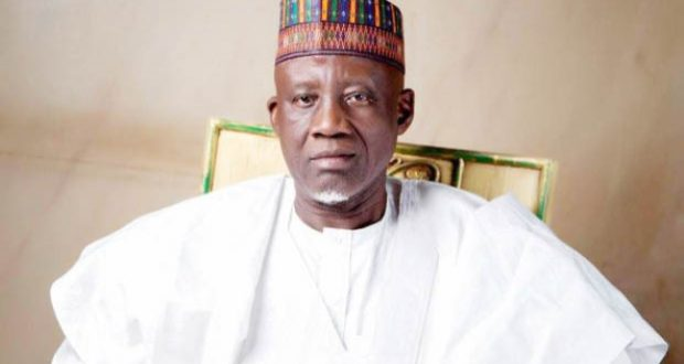 Minister of Police Affairs, Alhaji Muhammadu Maigari Dingyadi